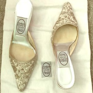 New never worn Emma Hope shoes size 37